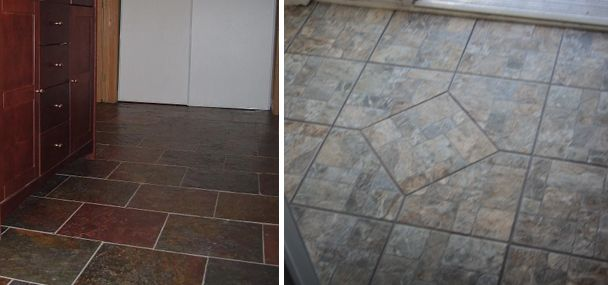 floors with rich tile